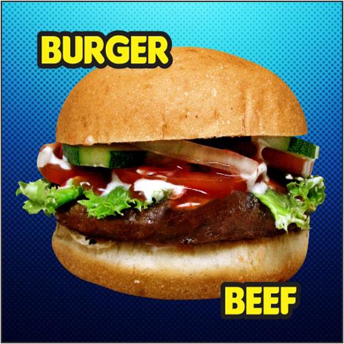 Burger-Beef