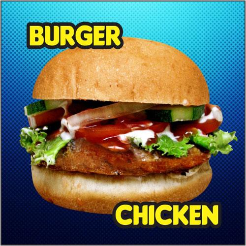Burger-Chicken