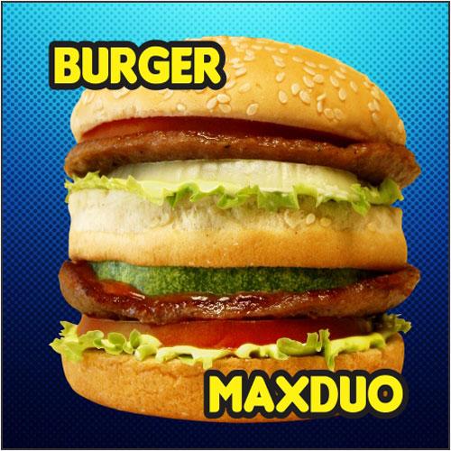 Burger-Maxduo