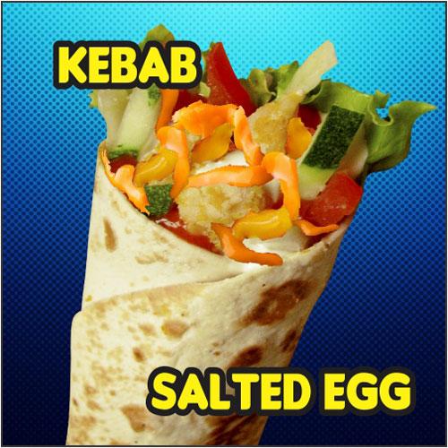 Kebab-Salted-Egg