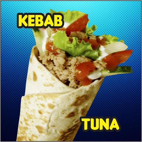 Kebab-Tuna